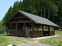 森の学舎(休憩所)